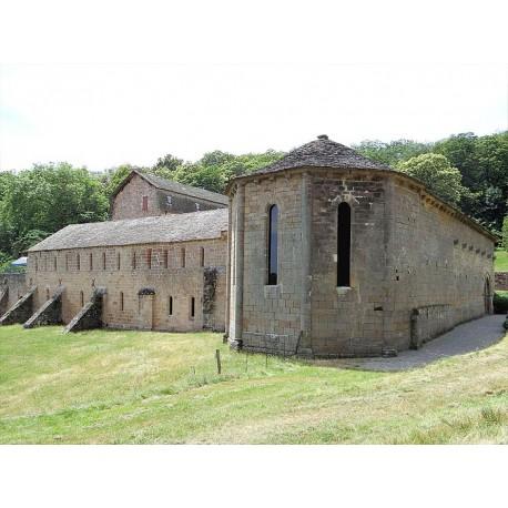 Монастырь  Комберумаль (Prieuré de Comberoumal)