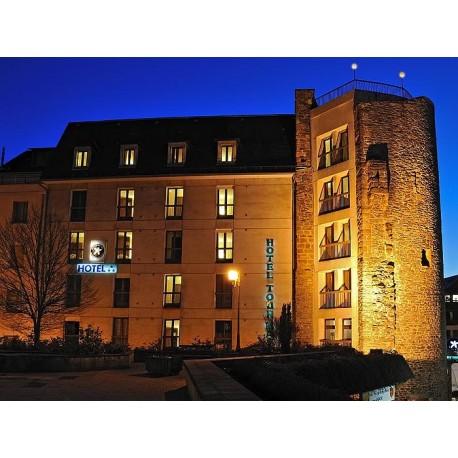Отель Inter-Hotel de La Tour Maje 3*