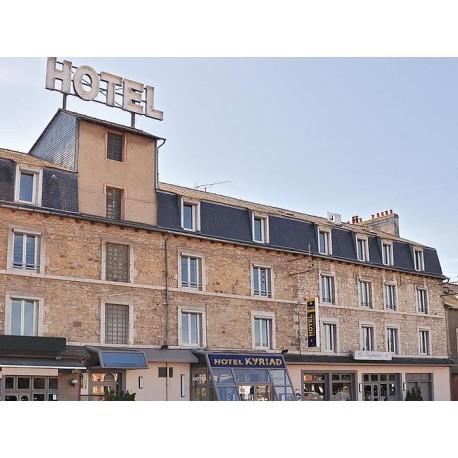 Отель Kyriad Rodez 3*