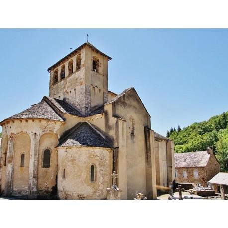 Церковь Святого Георга Камбуласа (Eglise de Saint-Georges de Camboulas)