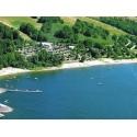 Кемпинг Camping  Beau-Rivage Pareloup Lake