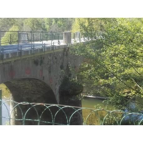 Мост Порт де ла Бесс  (Port de la Besse)