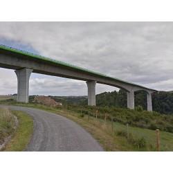 Новый Виадук  Вьор  (Nouveau Viaduc du Viaur)