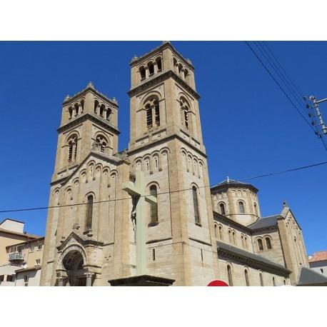 Церковь Сакре-Кёр Мийо (Église Sacré-Coeur de Millau)