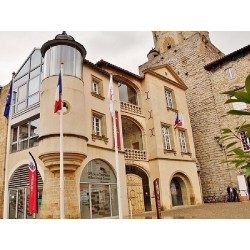 Центр туризма в Мийо (Office de Tourisme Millau Grands Causses)