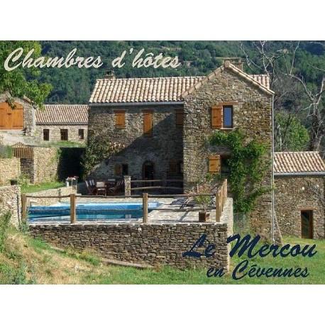 Отель Le Mercou en Cévennes